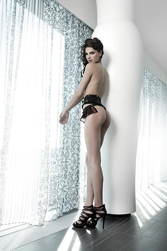 SinSensuality FHM Germany Magazine Shooting, issue 1/2012